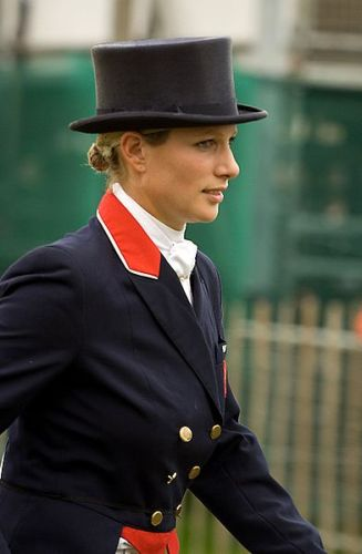 interesting facts about zara phillips