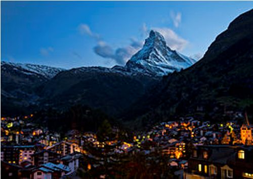 interesting facts about zermatt