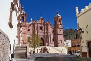 a Building in Zacatecas