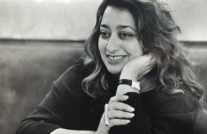 a Picture of Zaha Hadid