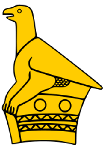 traditional zimbabwe bird design